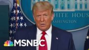 Trump Touts Stock Market Numbers After Dow Hits 30,000 Amid Vaccine, Transition News | MSNBC 4