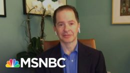 GSA Ascertainment Means Transition 'Work Can Now Begin In Earnest' | Andrea Mitchell | MSNBC 6