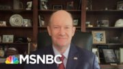 'This Long Overdue Transition Is Now Fully, Finally, Completely Under Way' | Andrea Mitchell | MSNBC 3