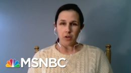 Illinois Nurse Describes Harrowing Frontline Work, Viral Social Media Post | Craig Melvin | MSNBC 4