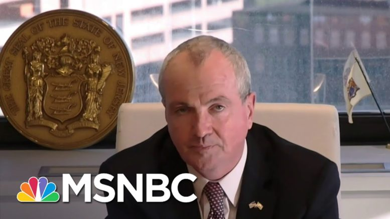 Gov. Murphy Talks Vaccine Roll Out Plans In New Jersey | Katy Tur | MSNBC 1