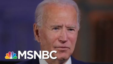 Biden Says Outreach From Trump Administration Has Begun 'Across The Board' | MSNBC 5