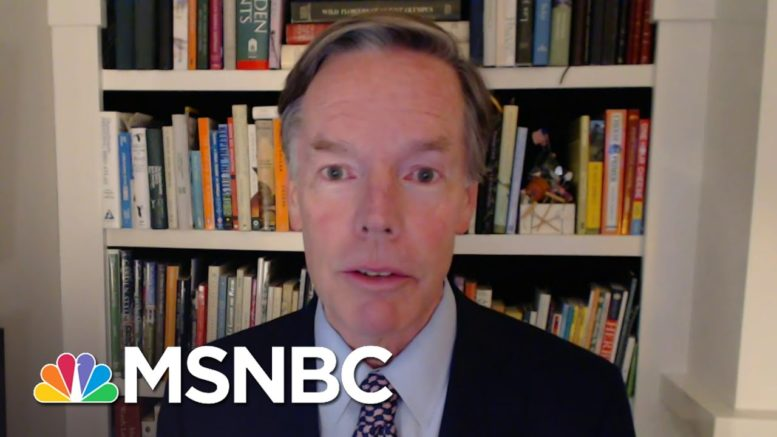 Amb. Burns On Biden's Cabinet Picks: Trump Is 'Receding Into The Rearview Mirror' | Deadline | MSNBC 1