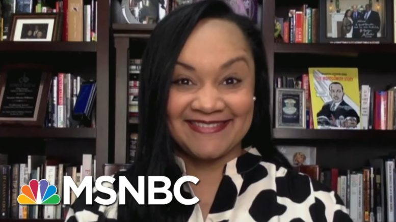 Recount Underway As Georgia Prepares For January Runoff Elections | Ayman Mohyeldin | MSNBC 1