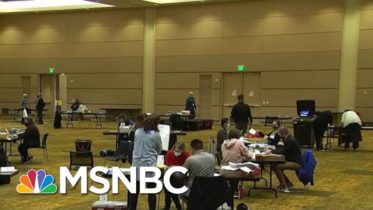 Federal Judge Orders USPS Inspectors To Sweep Mail Facilities For Unsent Ballots | MTP Daily | MSNBC 6