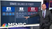 35 Senate Seats Up For Grabs In Battle For Senate Control | MTP Daily | MSNBC 4