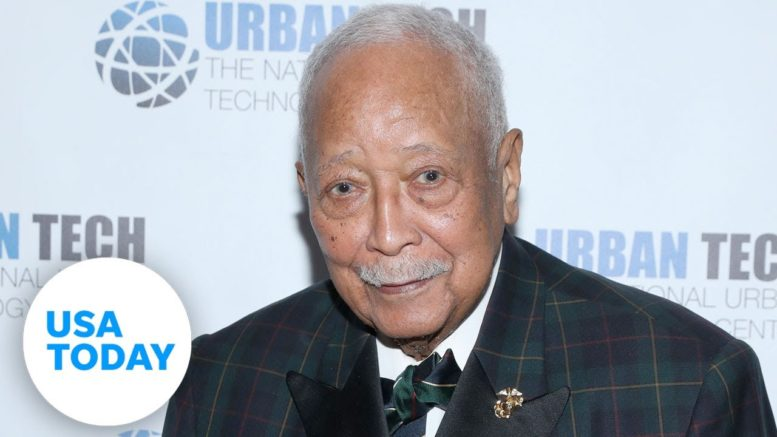 David Dinkins, New York City's first and only Black mayor, has died at 93 | USA TODAY 1