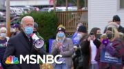 Biden's Team Is Optimistic About Multiple Paths To Victory | MTP Daily | MSNBC 5