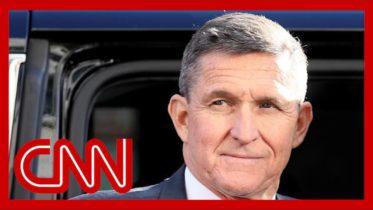 President Trump pardons former National Security Adviser Michael Flynn 6