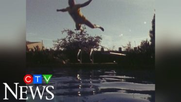 CTV News archive: Meet the 1977 belly flop champion 6