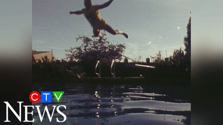 CTV News archive: Meet the 1977 belly flop champion 1