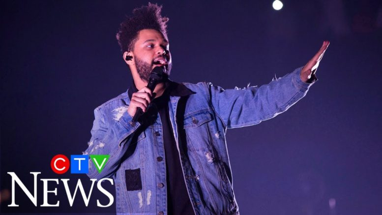 The Weeknd criticizes Grammys over nominations snub 1