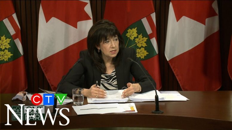 Ont. AG releases scathing review of province's COVID-19 response: Watch the full press conference 1