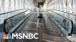 ER Doctor: We're Begging People To Stay Home On Thanksgiving | The 11th Hour | MSNBC 3