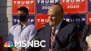 Republican Media Stunt Falsely Cast as State Legislative Hearing   Rachel Maddow   MSNBC 4