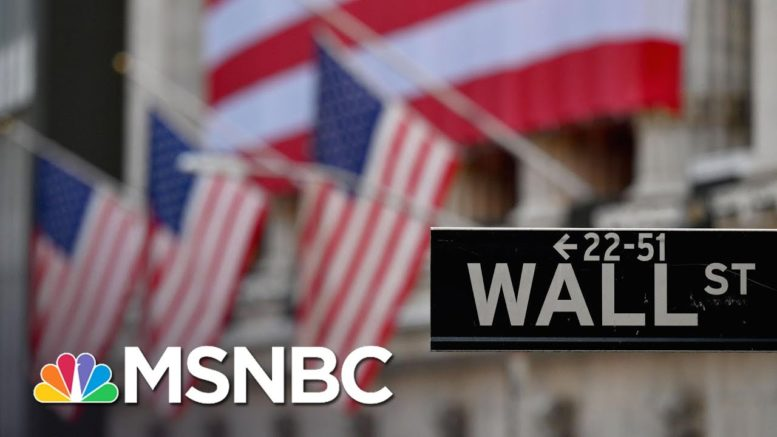 778,000 New Jobless Claims Filed As Dow Closes Above 30,000 For First Time | Stephanie Ruhle | MSNBC 1