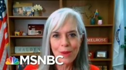 ''We Are Talking About Lives,' Congresswoman Says On Relief Bill | Morning Joe | MSNBC 4