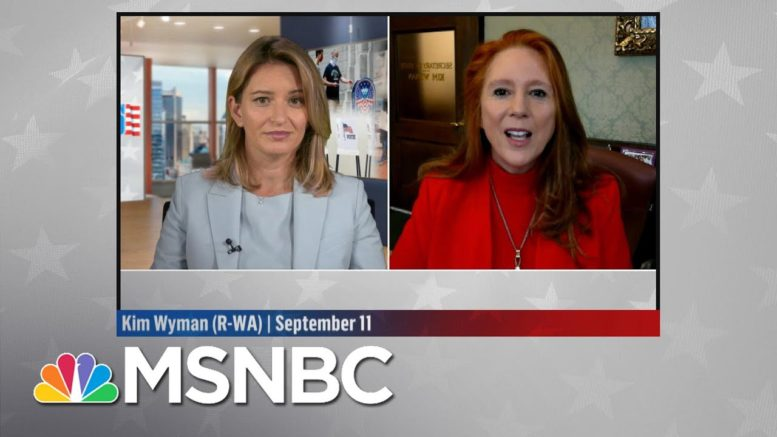 Bipartisan Secretaries Of State & AG Confirm. There Is No Widespread Voter Fraud | Katy Tur | MSNBC 1