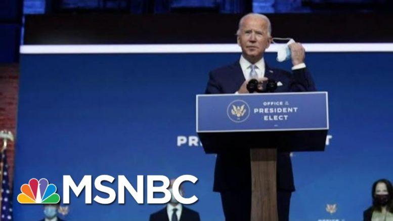 Understanding The Mind Of The Biden Voter | Morning Joe | MSNBC 1