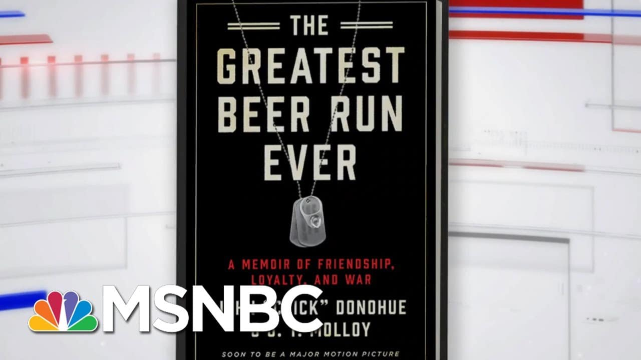 John 'Chick' Donohue Tells The Story Of 'The Greatest Beer Run Ever' To His Friends In Vietnam 5