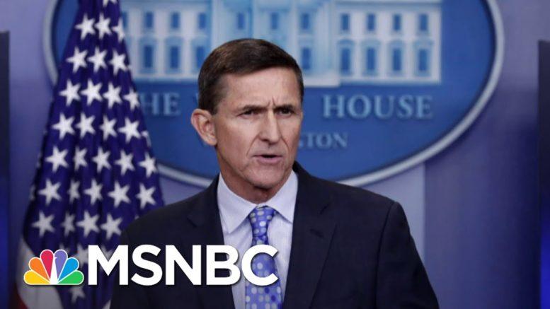 Trump Tweets He Has Granted Michael Flynn A Full Pardon | Deadline | MSNBC 1