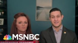 Furloughed Family Of Flight Attendants Talk Need For Financial Relief | Katy Tur | MSNBC 4