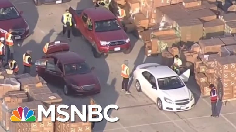 Chris Hayes: It Is Absolutely Dire Out There Right Now | All In | MSNBC 1