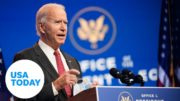 President-elect Joe Biden gives a Thanksgiving address | USA TODAY 2