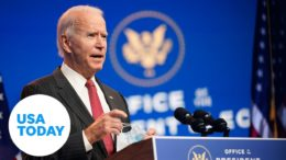 President-elect Joe Biden gives a Thanksgiving address | USA TODAY 1