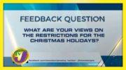 TVJ News: Feedback Question - November 24 2020 4