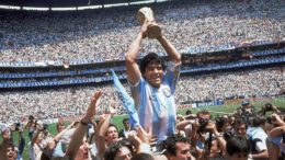 The life and career of Argentine soccer legend Diego Maradona 9
