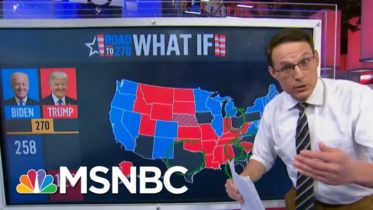 Steve Kornacki: If Trump Loses These States Early, 'It Could Be It For Him' | MSNBC 6