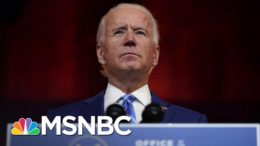 Biden Calls For Unity As Trump Pardons Flynn And Attacks Election | The 11th Hour | MSNBC 9