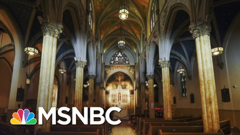 Supreme Court Blocks New York Covid-19 Restrictions On Houses Of Worship | MSNBC 1