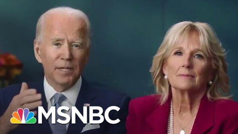 Biden Shares Videos On Celebrating Thanksgiving Safely During Covid-19 | MSNBC 1