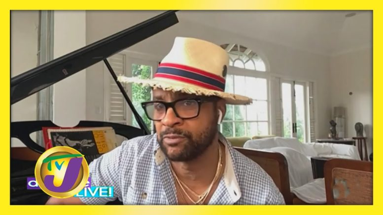 Shaggy: TVJ Daytime Live Interview - November 20 2020 1