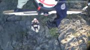 Hiker trapped under boulder rescued from Calif. mountainside 4
