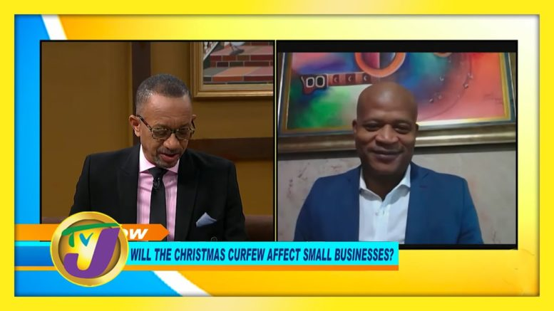 Will the Christmas Curfew Affect Small Businesses? - November 26 2020 1