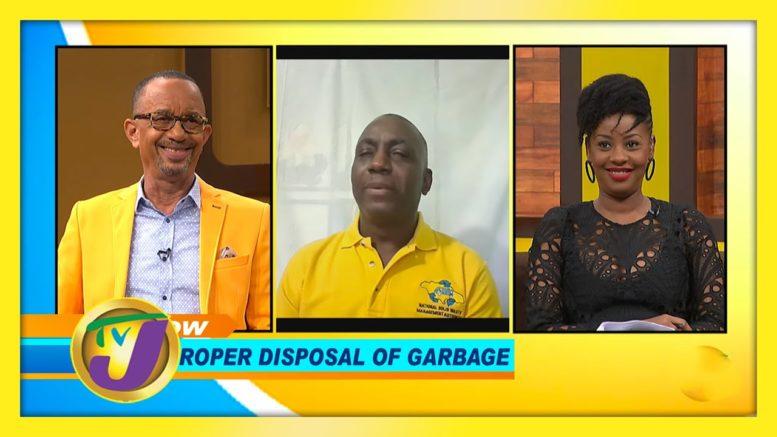 Improper Disposal of Garbage: TVJ Smile Jamaica - November 25 2020 1