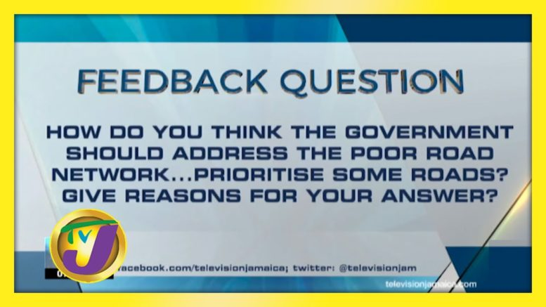 TVJ News: Feedback Question - November 26 2020 1