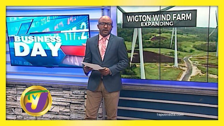 Wigton Windfarm Expanding: TVJ Business Day - November 26 2020 1