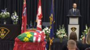 'We live in a broken world': Wife of OPP officer shot in the line of duty 3