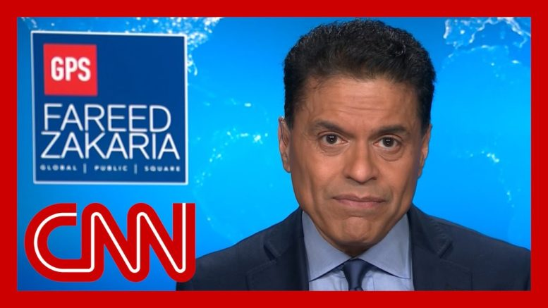 Fareed explores reasons why minority voters might have voted for Trump 1