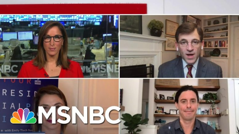 """Political Panel Discusses Trump's Last Days in Office, """"He Lost The Election, It Is Time To Move On"""" 1"""