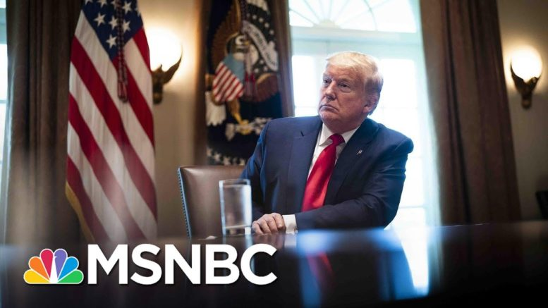 Trump Maintains Baseless Claims Of Voter Fraud: 'What Kind Of A Court System Is This?' | MSNBC 1