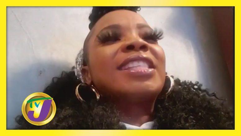 Pamputtae: TVJ Smile Jamaica Interview - November 27 2020 1