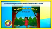 Jamaican Immigrant Launches Children's Book in Canada - November 27 2020 2