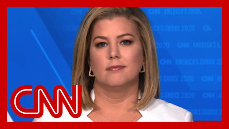'That is a new one': Keilar calls out Trump's election conspiracy 1