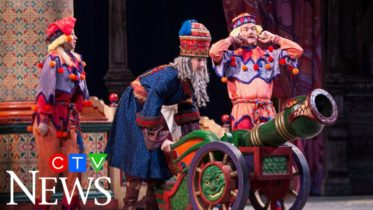National Ballet of Canada's 'The Nutcracker' to hit theaters 6