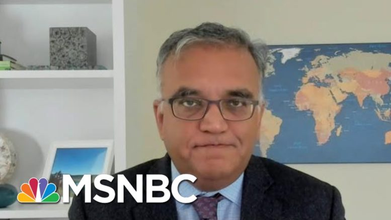 'No Corners Have Been Cut,' Doctor Says On Vaccine Development | Morning Joe | MSNBC 1